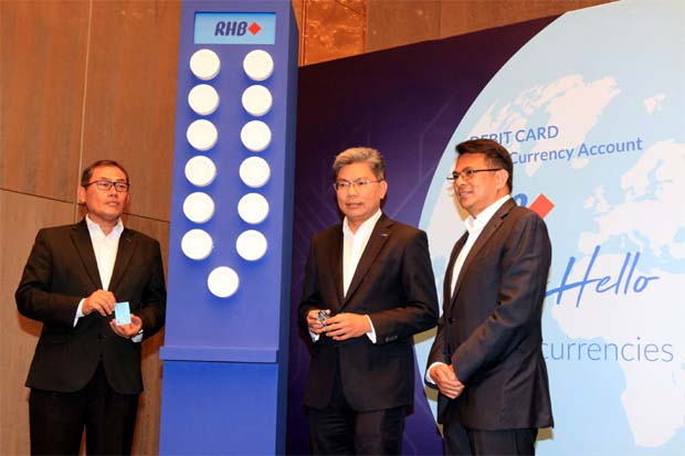 RHB Bank to introduce multi-currency Visa debit card | The
