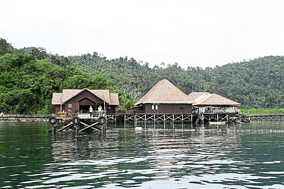 Marine Ecology Research Centre at Gayana Eco Resort.(picture for story slug kkrmarinepark)