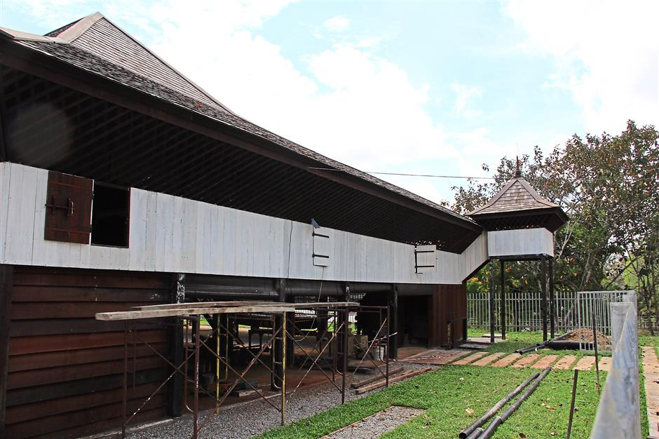 The newly restored Fort Alice will become a museum. Of the over 40 forts built during the White Rajah era, only about a dozen are still around. Alice is the oldest, built in 1864.
