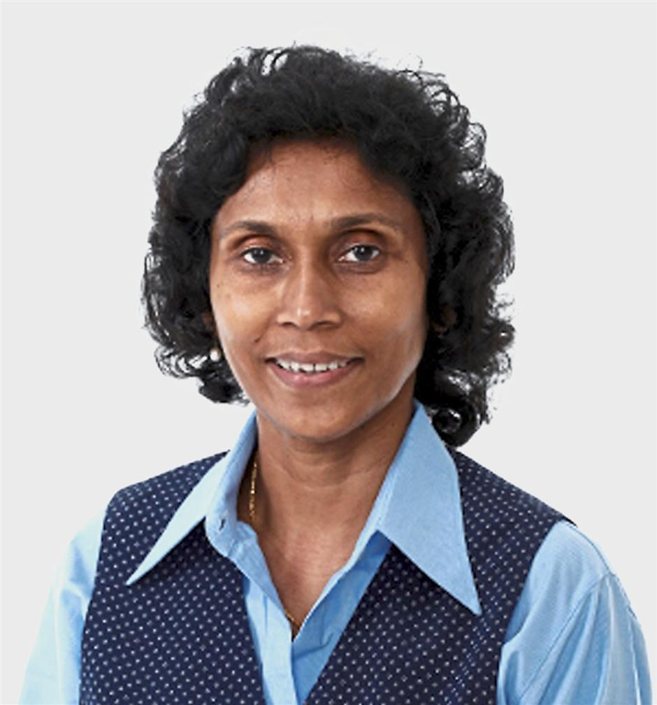 Assoc Prof Dr Jayanthi Kandiah - College of Health Deans Office