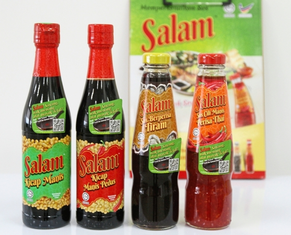 As part of its efforts to tap into the halal market, Heritage Foods introduced a new range of fully halal-compliant, Malaysian-made sauces under the Salam brand in May 2019.