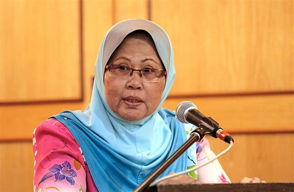 Money matters: Alinah did well during her term as mayor inincreasing MBPJ's revenue.