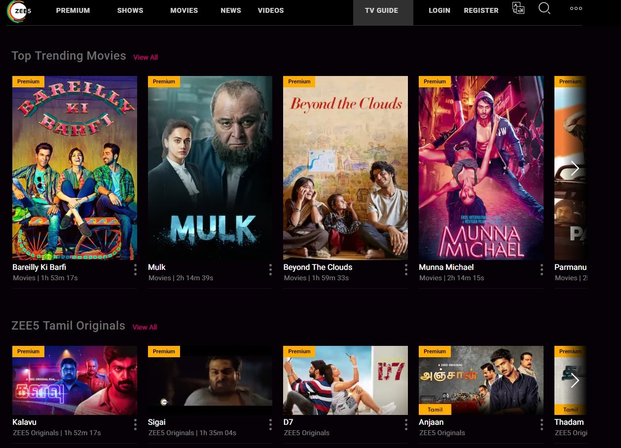 Zee5 plans to dub Bollywood and Kollywood content into Malay