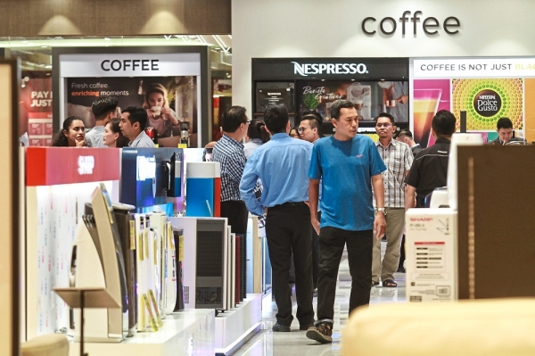 Harvey Norman IOI City Mall superstore is now bigger and better to offer customers a complete shopping experience.