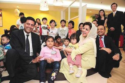 Citibank launches childcare centre   The Star Online