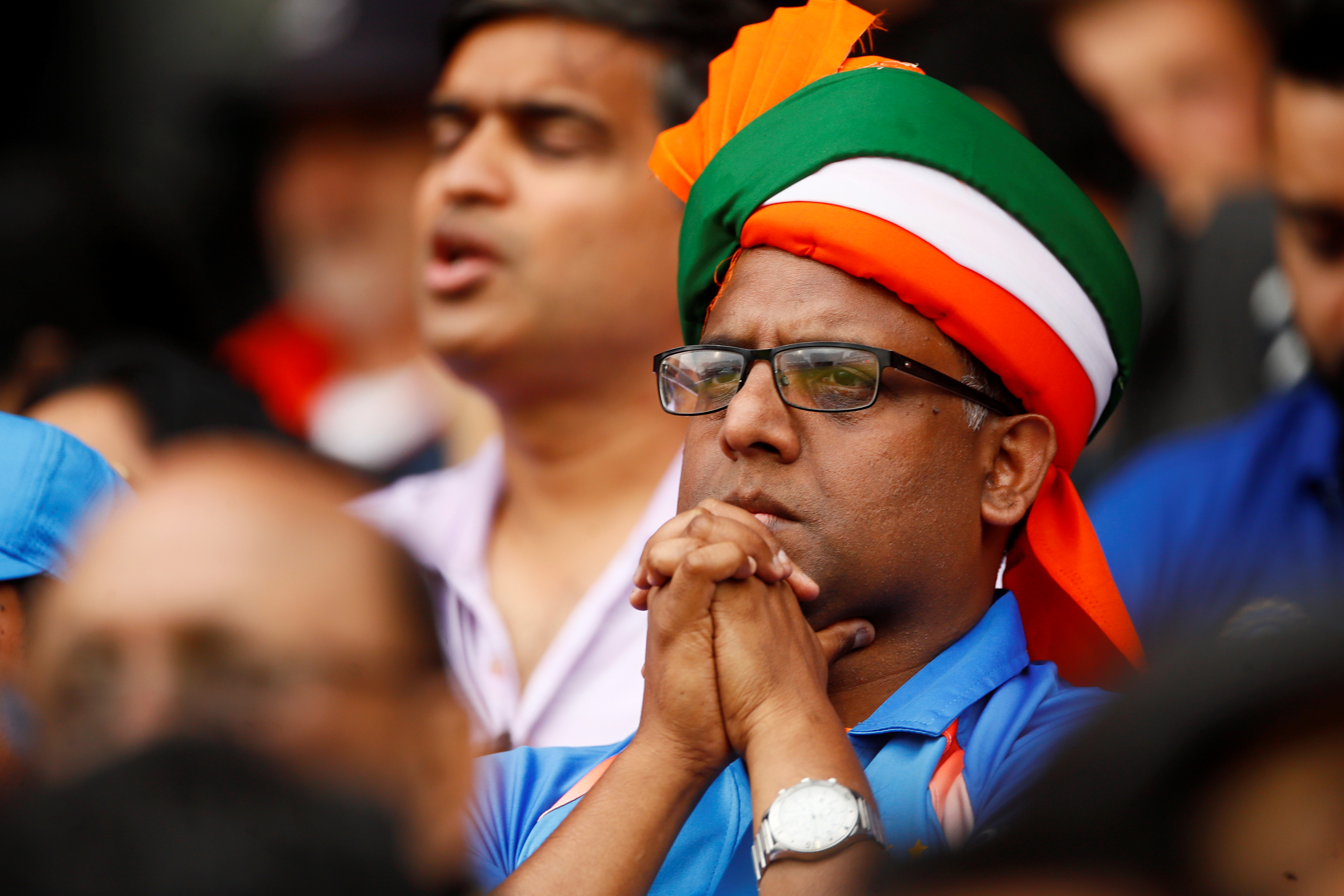 Indian fans hurt by World Cup exit but proud of team | The