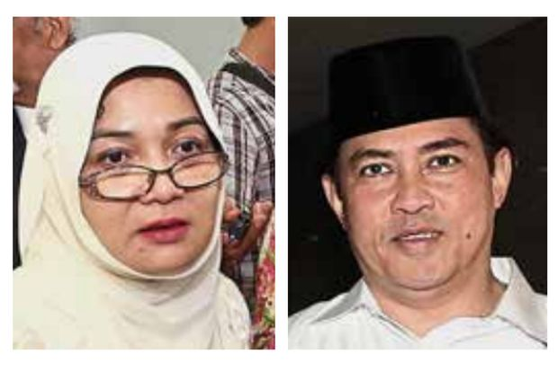 Matrimonial asset lawsuit by Taib's former daughter-in-law fails