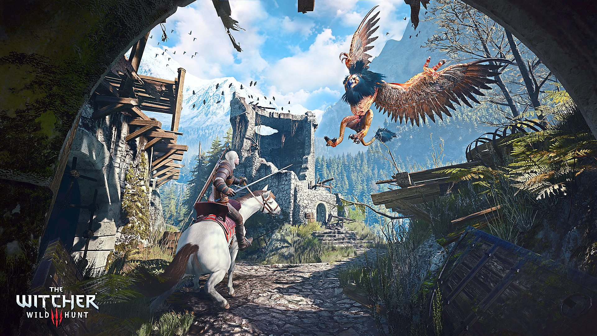 Large files: with customers demanding graphically rich games, download sizes for games like The Witcher 3 can be as large as 20GB