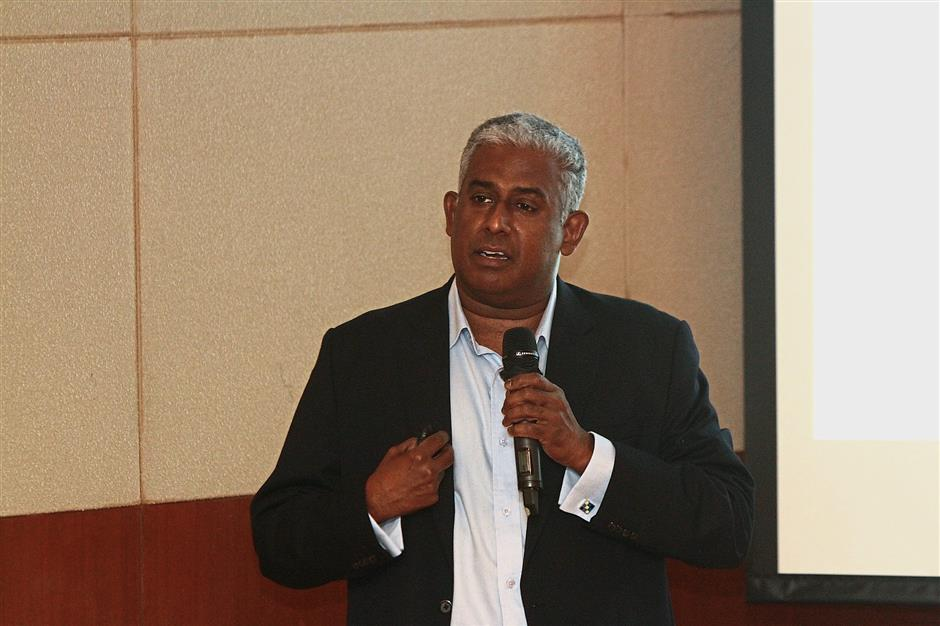Siva: Some developers may not be able to afford to develop the land immediately after acquiring it.