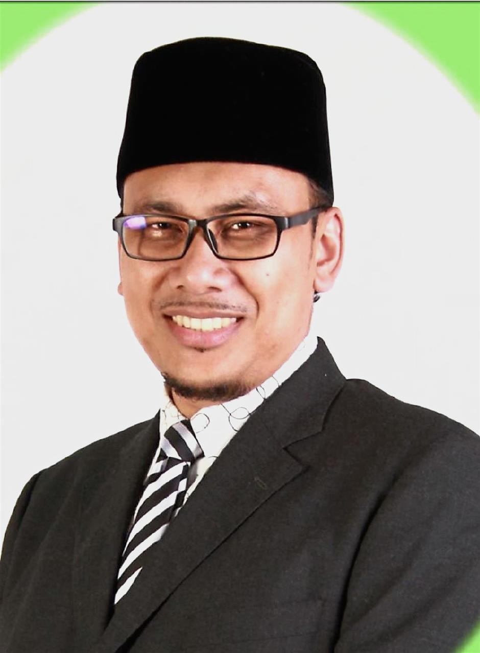Afnan Hamimi Taib Azamudden (PAS) P044 Permatang Pauh