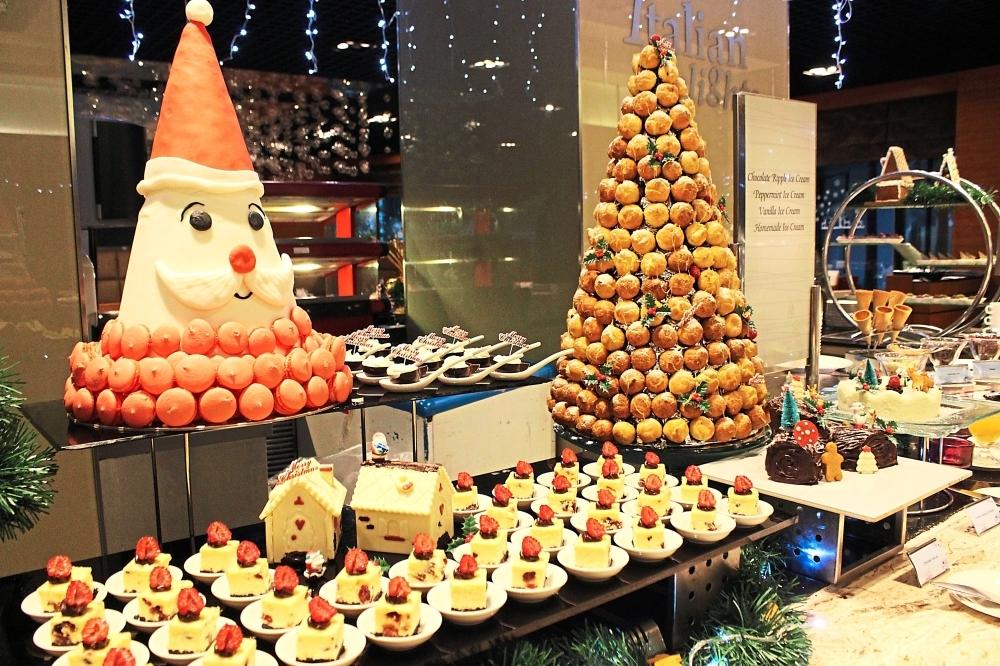 Cinnamon Coffee House at One World Hotel, Petaling Jaya, is presenting a u2018Jubilicious Christmasu2019 buffet dinner on Christmas Eve and Christmas Day.