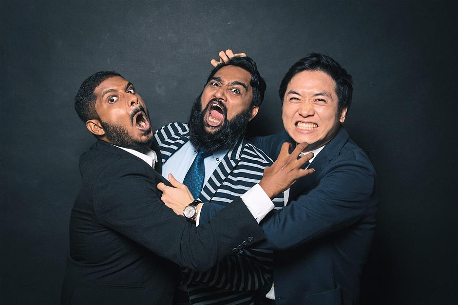 One Mic Stand, the longest-running weekly stand-up comedy open mic is back with Episode 157. It is run by Keren Bala Devan, Prakash Danial and Brian Tan