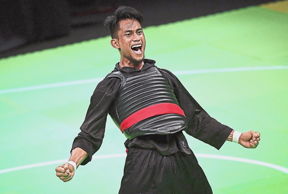 Pahang-born silat exponent Al Jufferi said Sultan Abdullah has contributed a lot to the state's athletes.