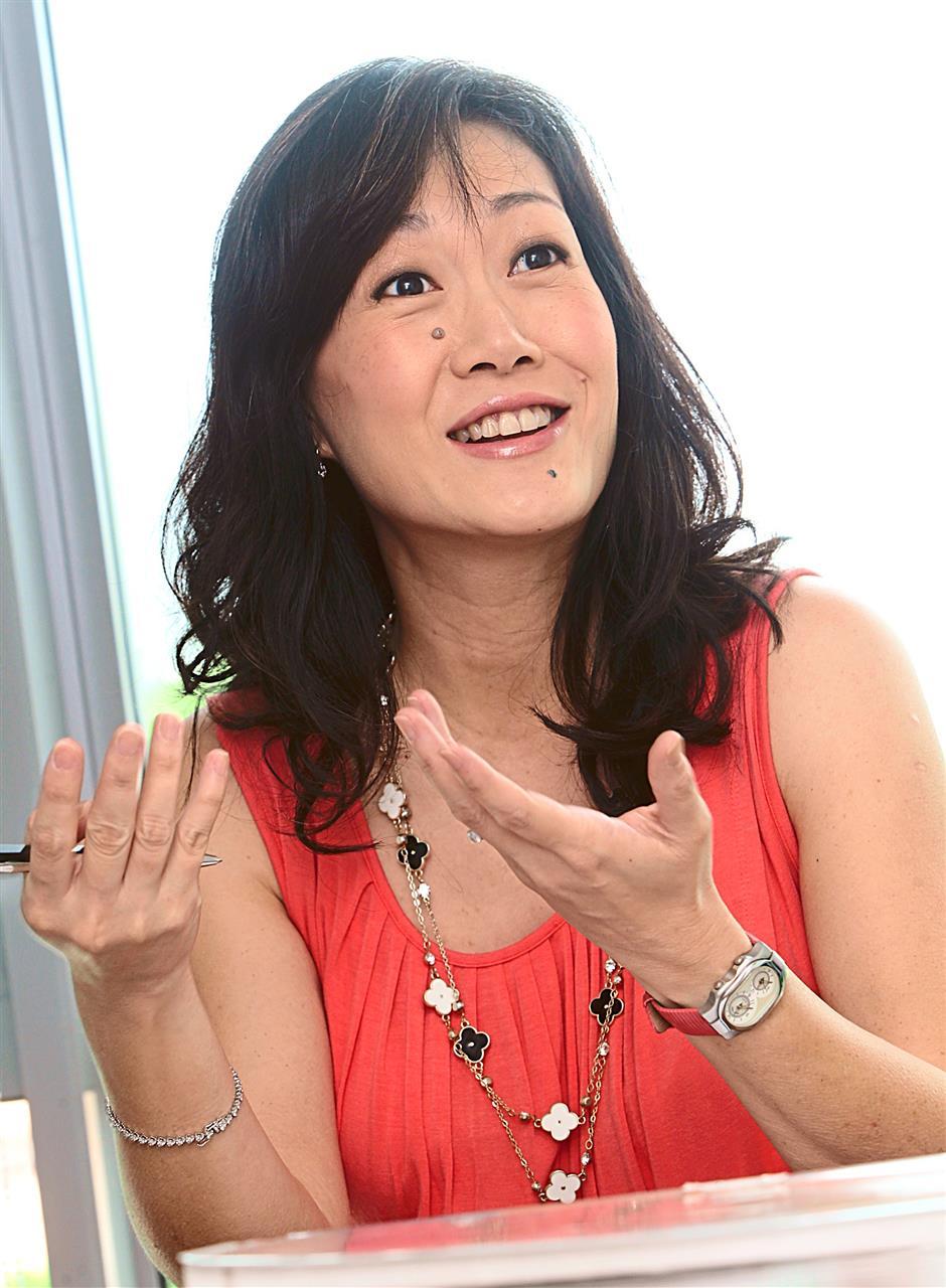 Founder of The Language Tree Luisa Lim