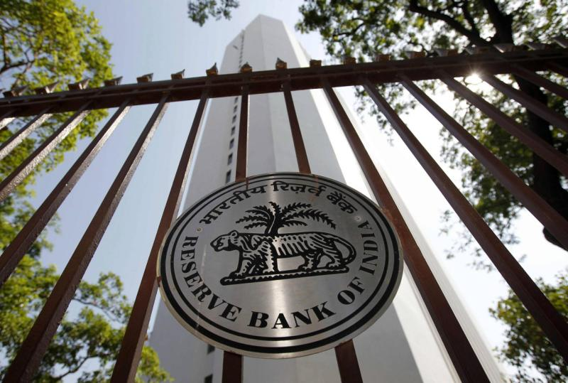 The Reserve Bank of India (RBI) logo is pictured outside its head office in Mumbai. Under new Governor Raghuram Rajan, the RBI has made fighting inflation a priority because of its pernicious impact on the poor u2013 Reuters Photo.