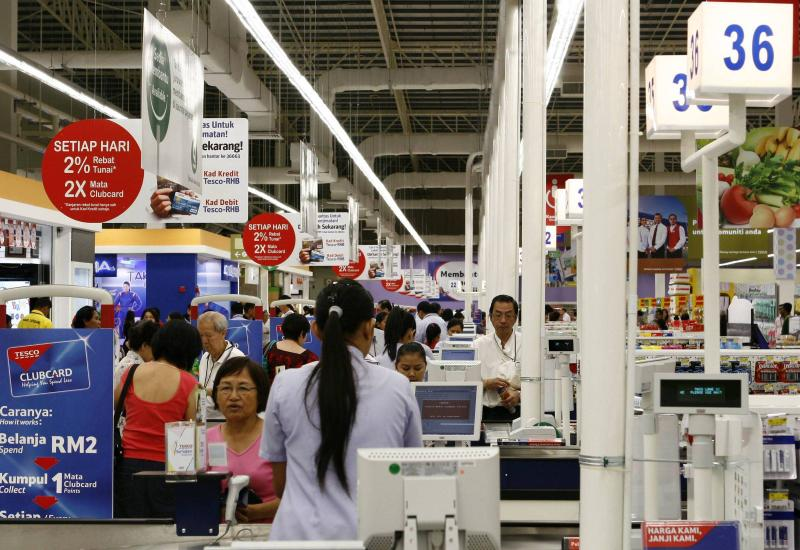 Malaysia\'s inflation rate in July rose 3.2% from a year earlier, compared to 3.3% in June.