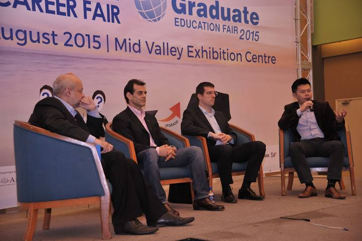 Global Business Services experts reach out to graduates | The Star