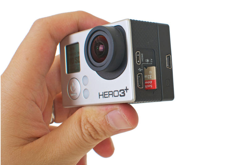 Maker of wearable camera GoPro is filing to go public and plans to raise US$100mil with its proposed IPO.