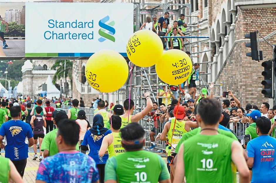For the love of running | The Star Online