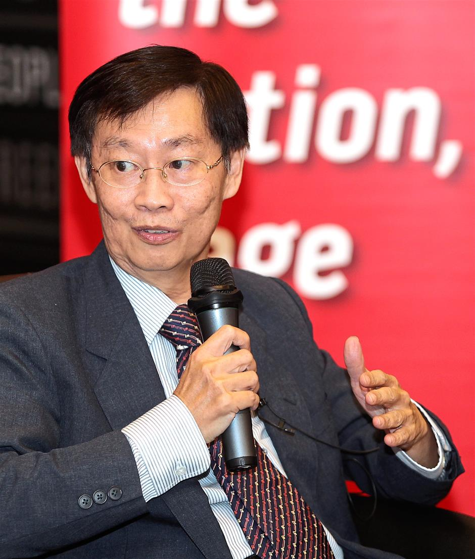 I-Berhad deputy chairman Datuk Eu Hong Chew. (Shah Alam Roundtable forum at Menara Star. )AZMAN GHANI / The Star