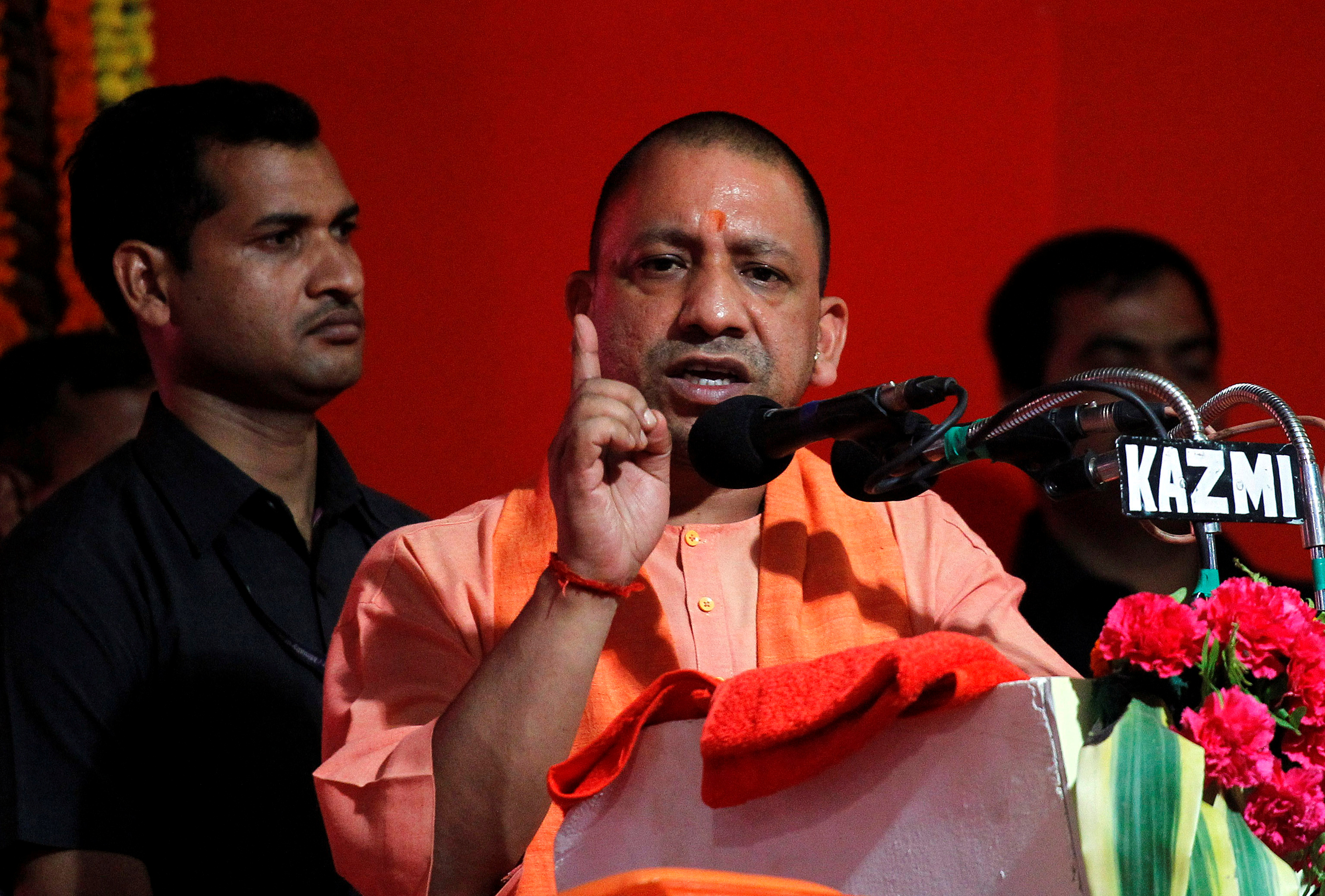 India bans firebrand Hindu from vote campaign for anti