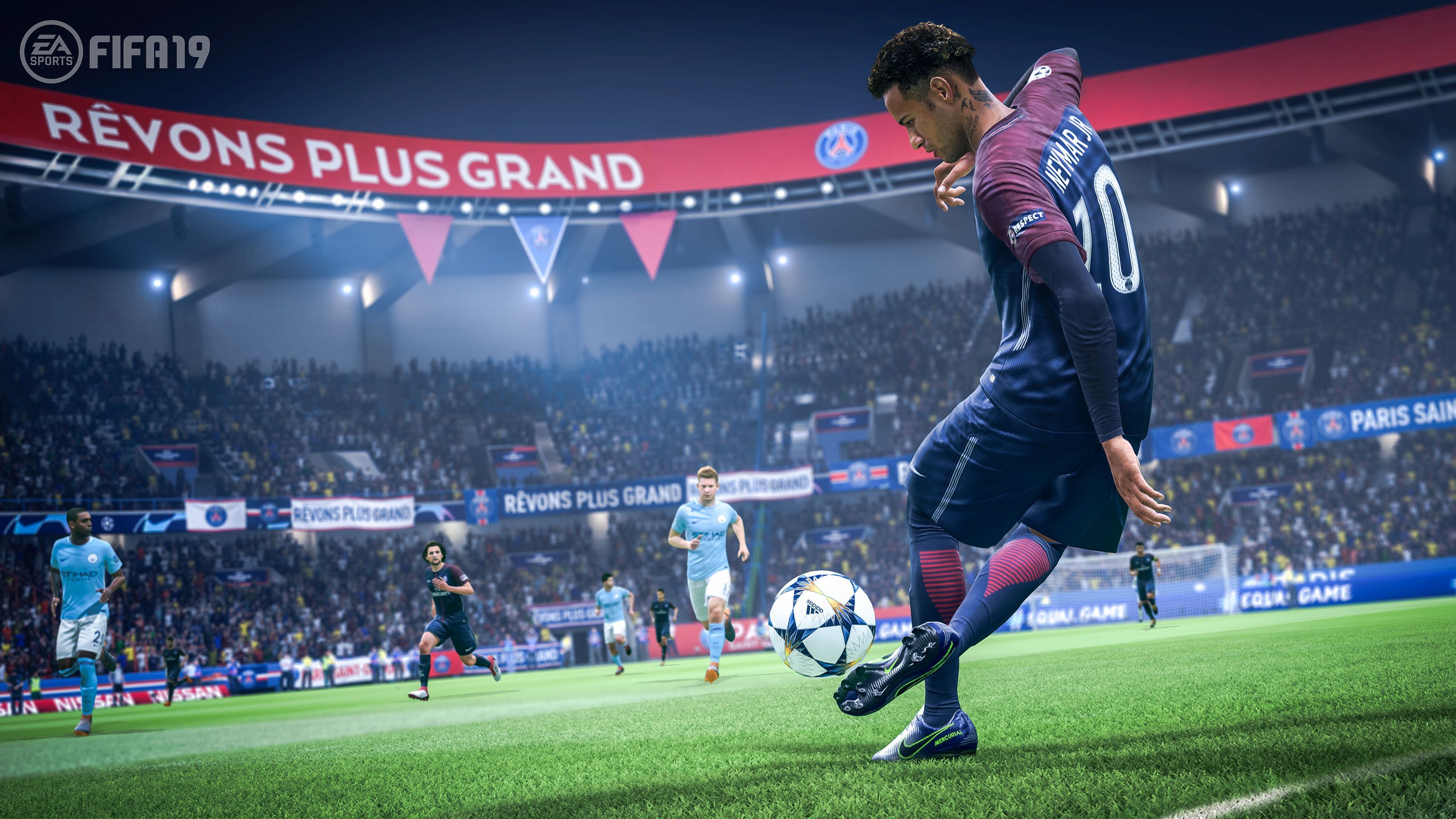 FIFA 19 adding no-rules and survival modes   The Star Online