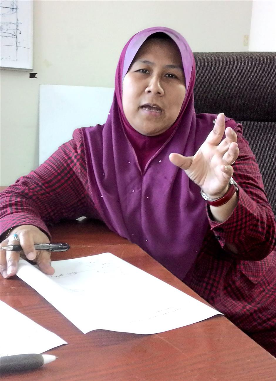 Dbkl Landscape and Recreation deputy director Puteri Khairul Fathiah Fahimudin is pushing for more private companies to adopt parks in the city.