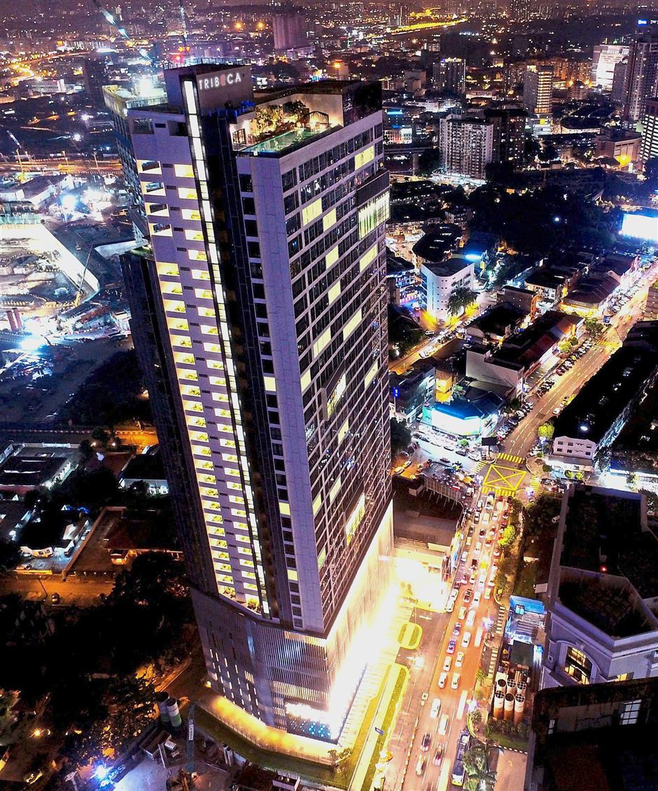 Poised to be the newest pride of Kuala Lumpur, Tribeca Serviced Suites Bukit Bintang is strategically located in Jalan Imbi.