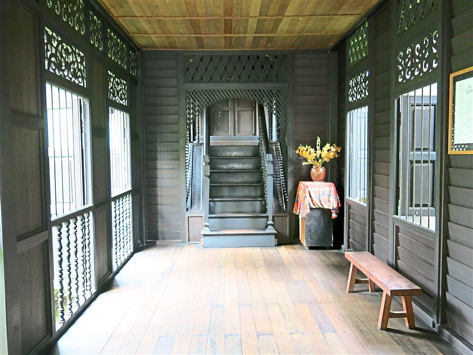 Kampung house in the heart of KL | The Star Online