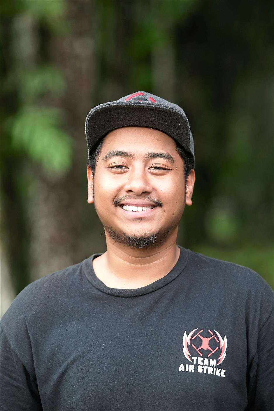 Amir Haziq builds drones to race competitively in local and international drone racing competitions. — AZMAN GHANI/The Star