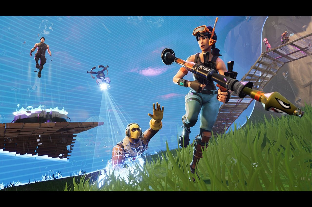 Nintendo Europe: Fortnite played more than exclusive hits on