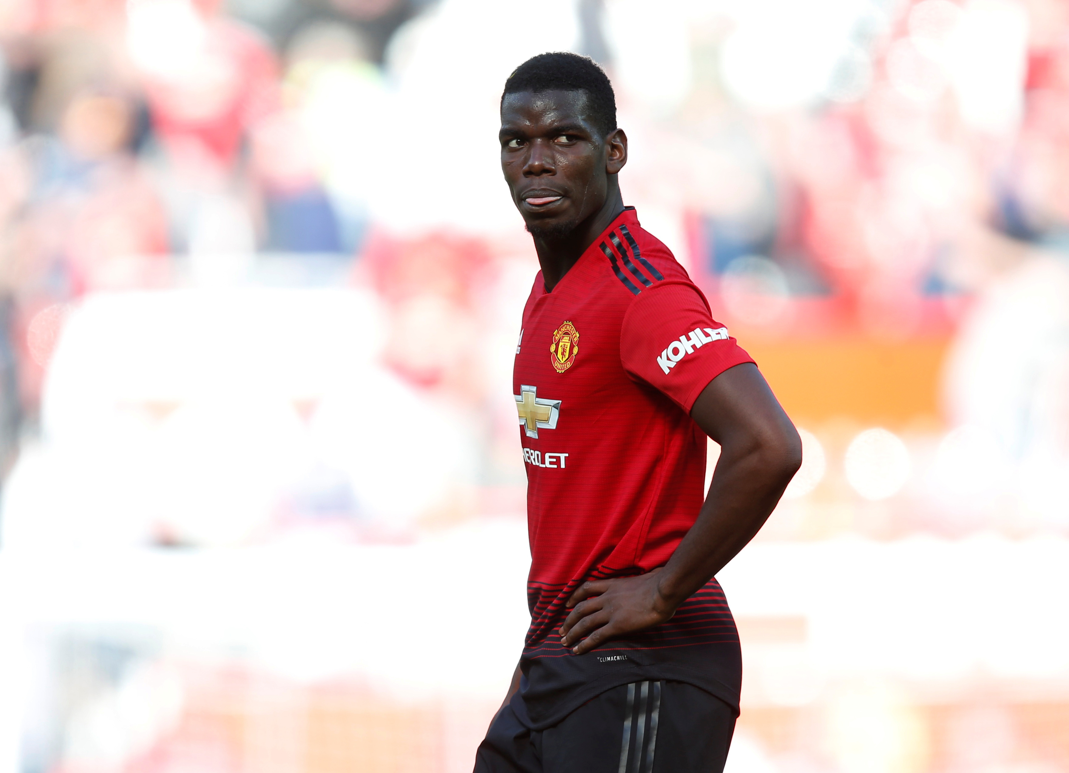 Pogba's future the main cloud as United head east   The Star Online