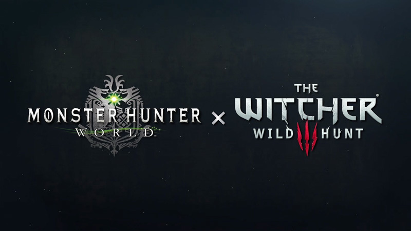 PC gamers are finally getting the Monster Hunter World crossover event with The Witcher 3: Wild Hunt after almost half a year of waiting. u2014 Capcom