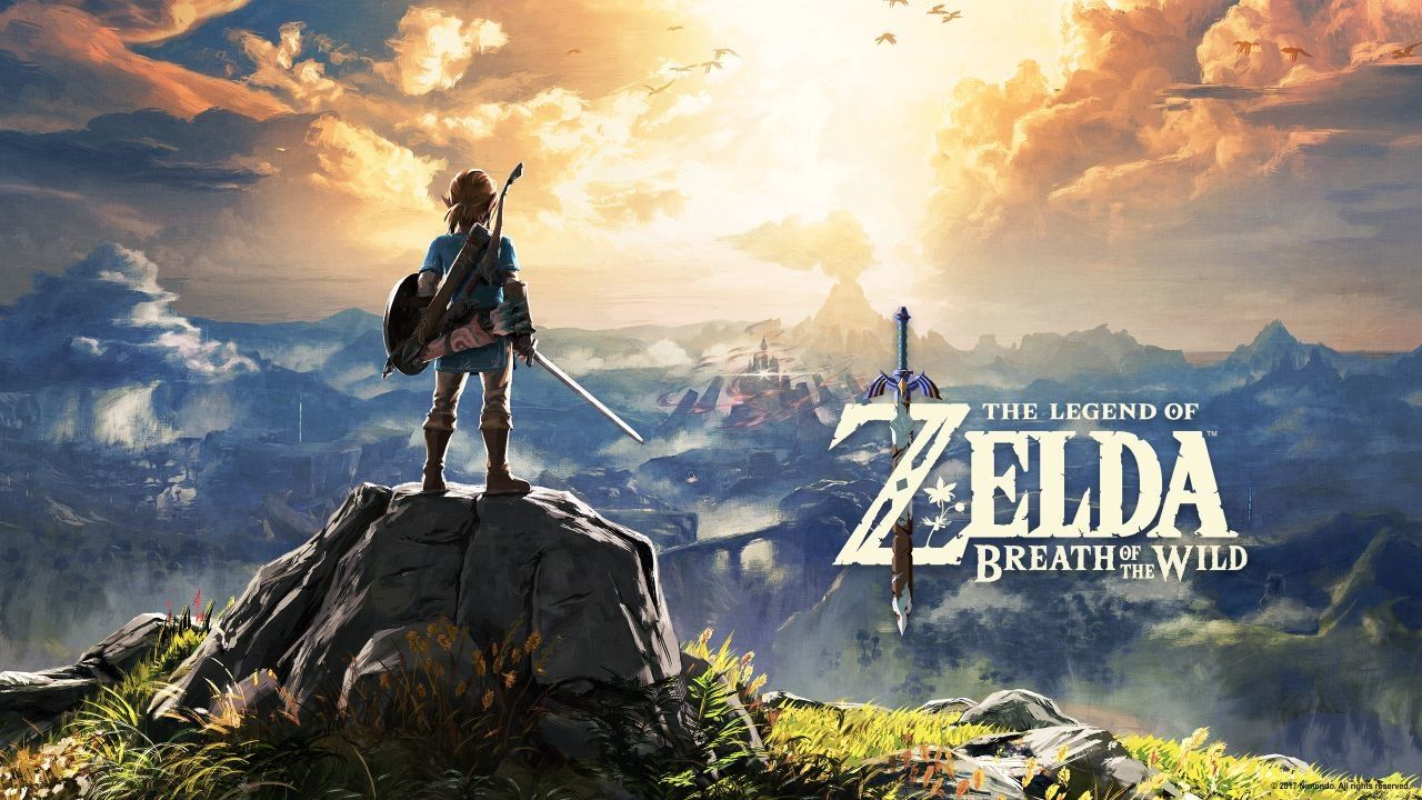 The Legend Of Zelda: Breath Of The Wild is to receive a VR update. u2014 AFP Relaxnews