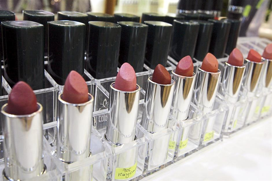 Forest Colour's Collagen Velvety Lip Colours, available in 12 shades, help to protect and moisturise lips throughout the day.