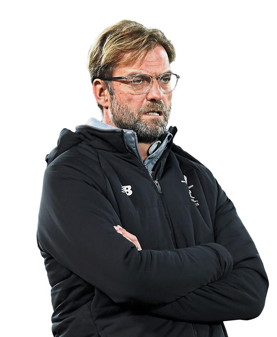 Liverpool manager Jurgen Klopp has to find a way to start winning again.