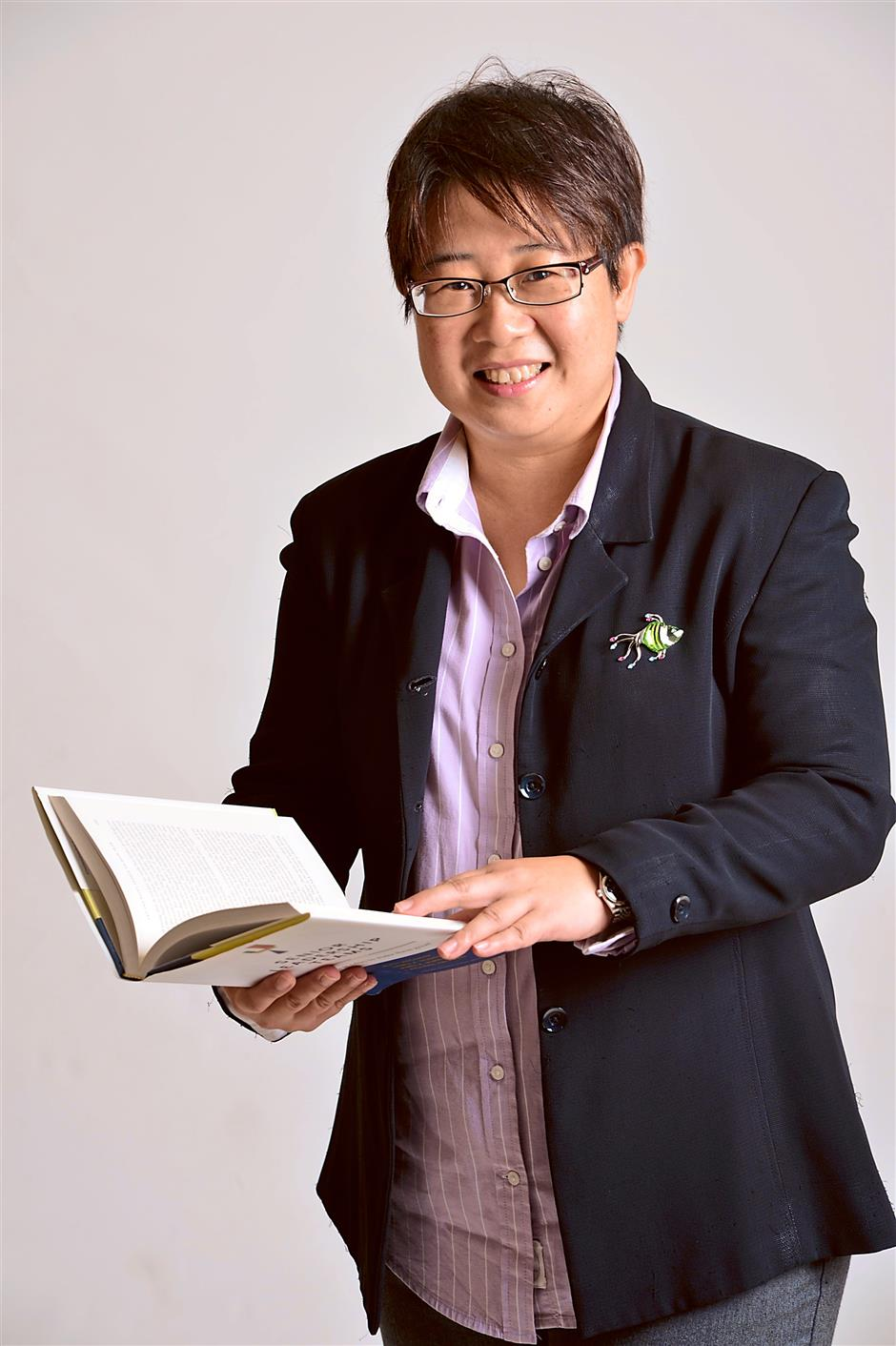 Success Concepts Life Planners CEO Joyce Chuah (for StarBiz Financial Snacks)