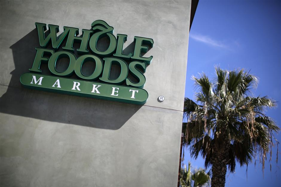 A Whole Foods Market store is seen in Santa Monica, California, U.S. March 19, 2018. REUTERS/Lucy Nicholson