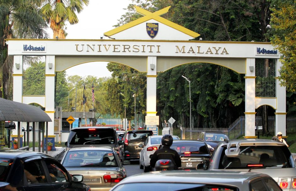 Image result for university of malaya traffic