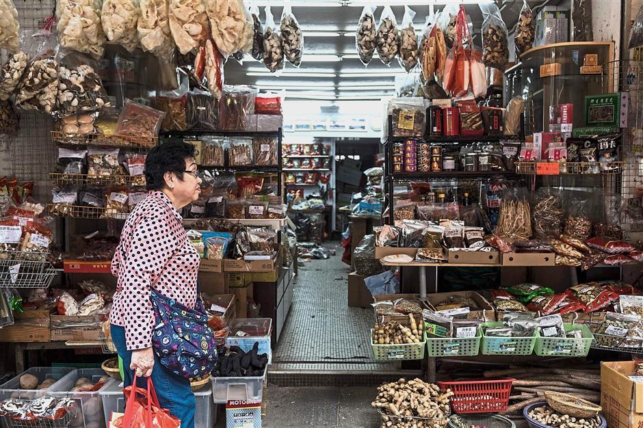 HK shops defy pangolin ban   The Star Online