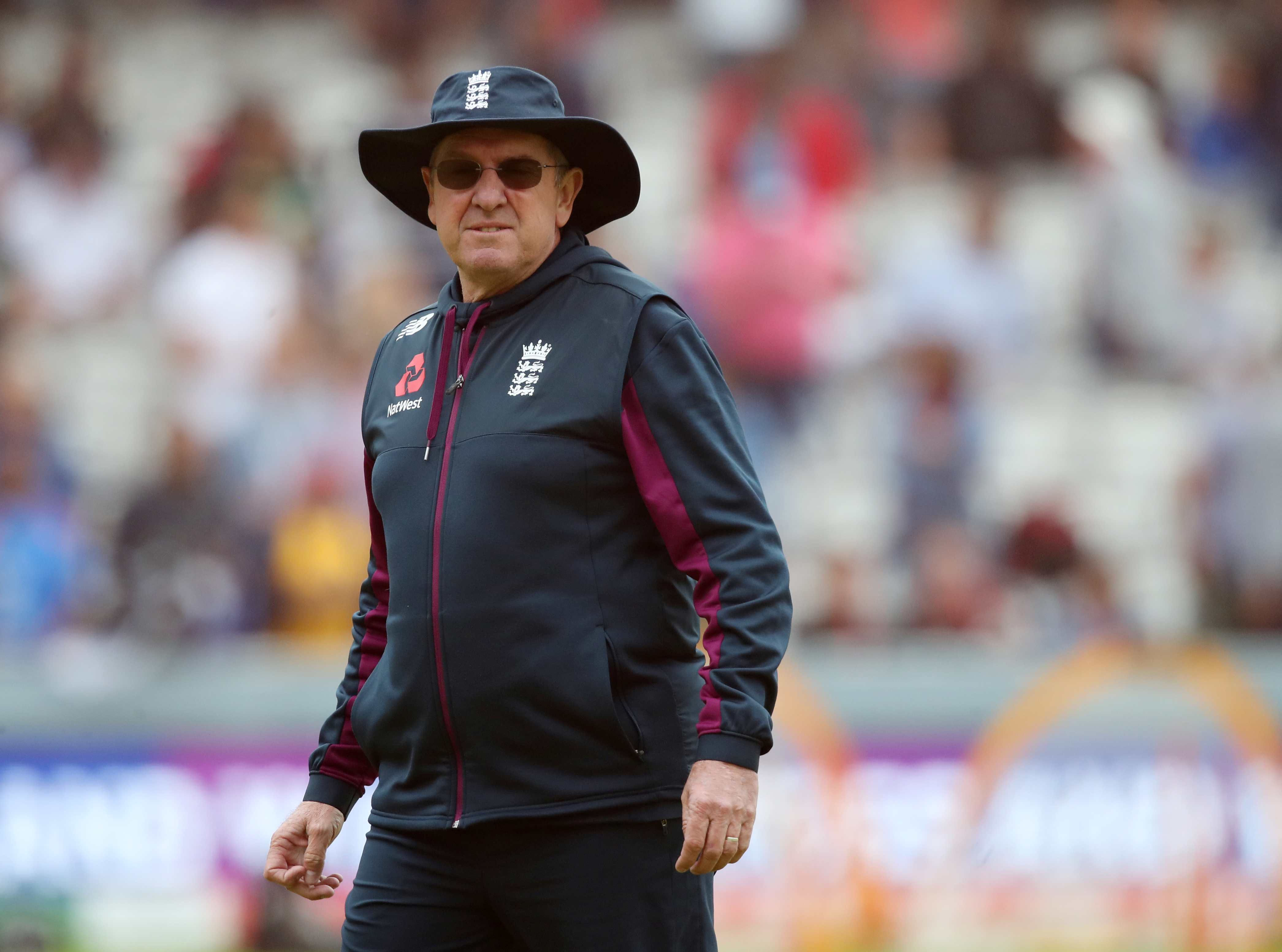 World Cup-winner Bayliss to coach IPL's Sunrisers Hyderabad after