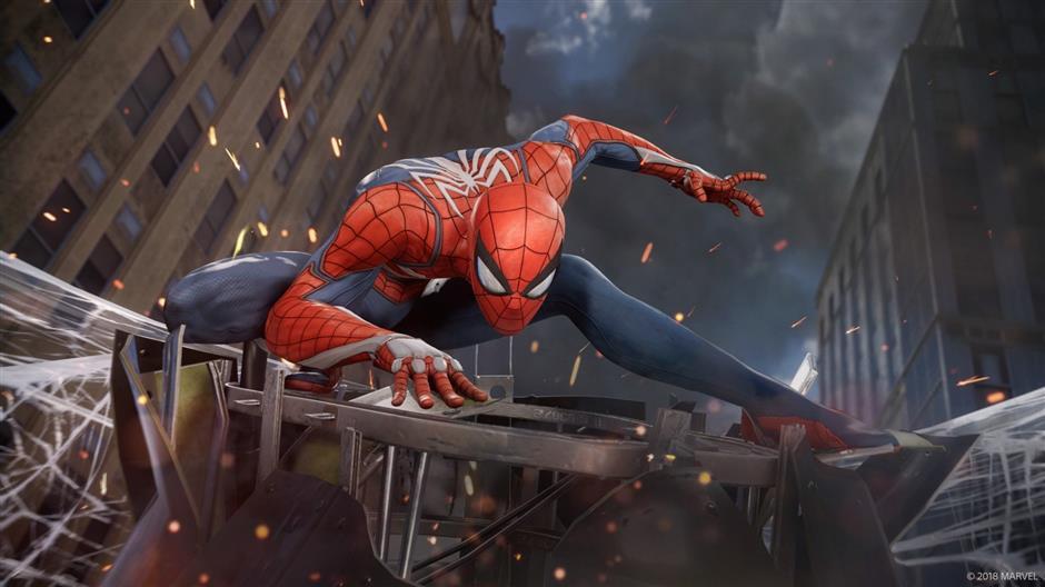 Marvelu2019s Spider-Man