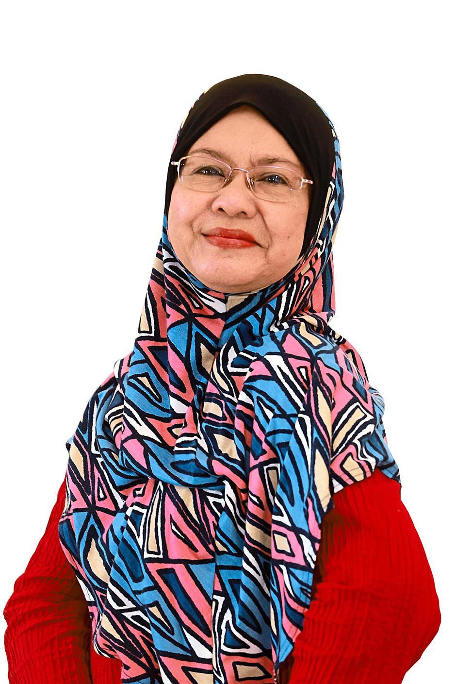 Fatimah Abu Bakar, 59.