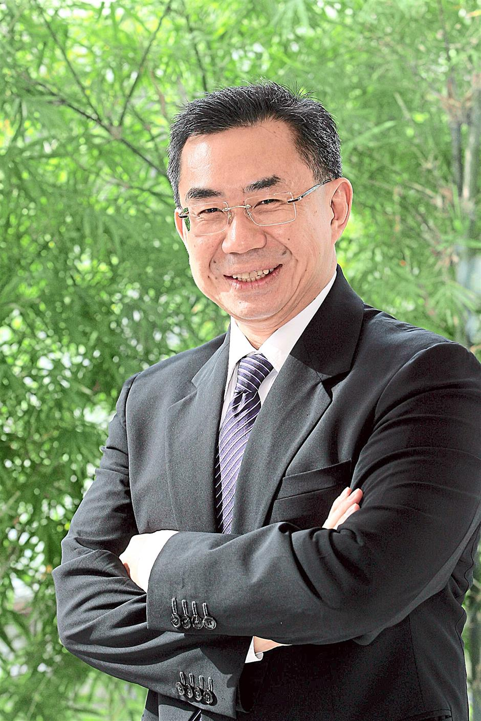 Quill Group of Companies director Datuk Michael Ong.