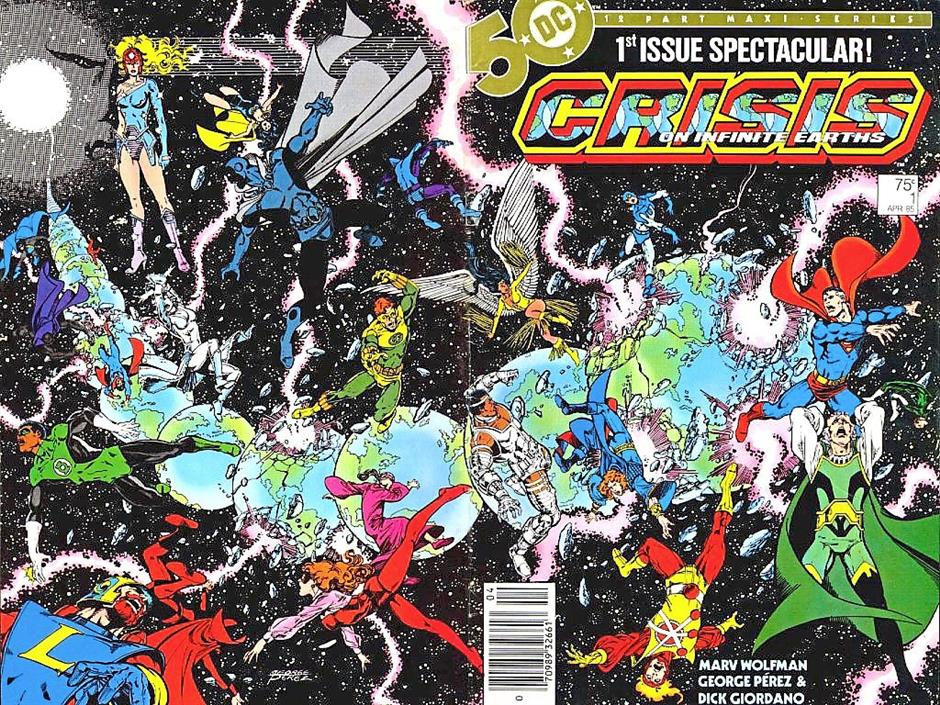 30 reasons 'Crisis On Infinite Earths' defined comics