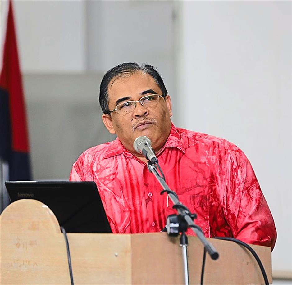Malaysian Meteorological Department's National Climate Centre director Jailon B. Simon says while the strength of this El Nino remains unknown, most climate forecast models are predicting a weak to moderate one. - Malaysian Palm Oil Council