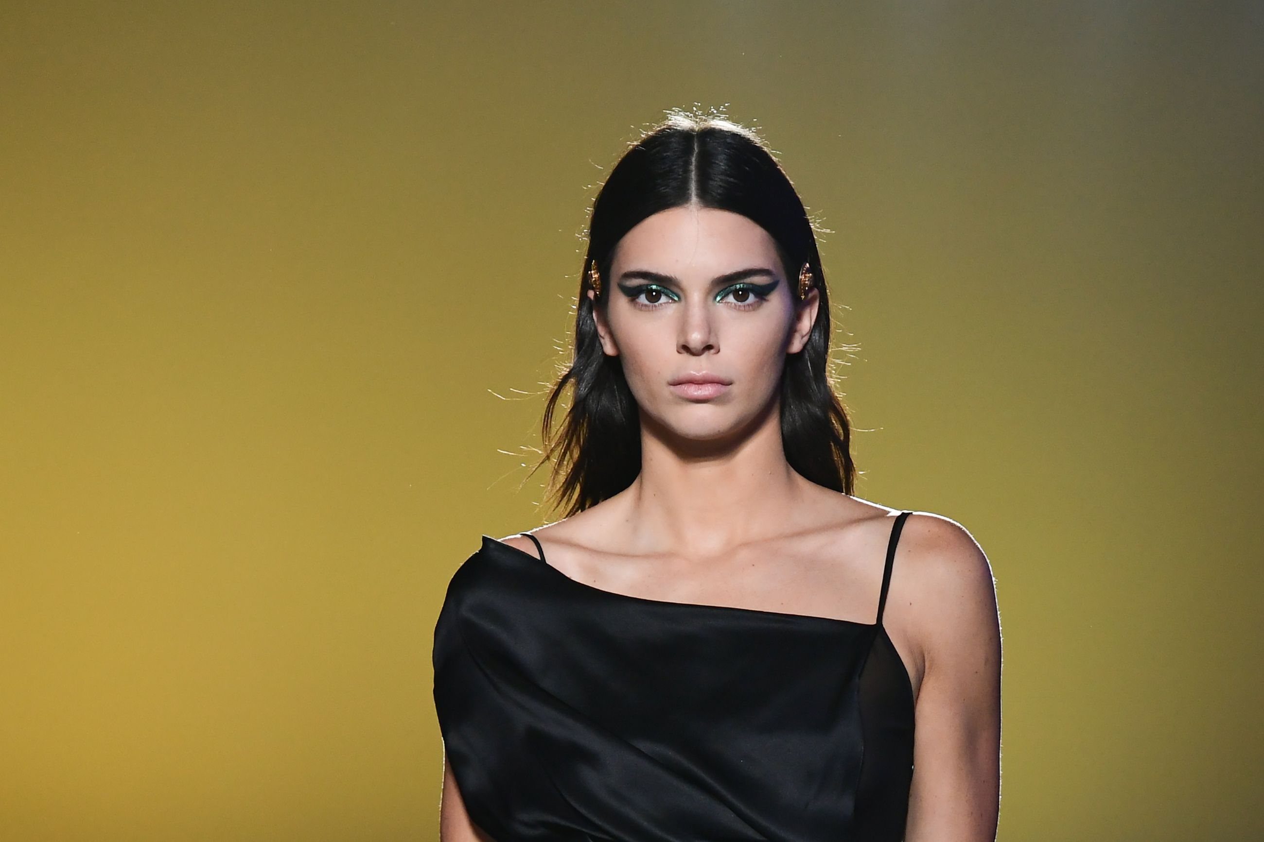 Kendall Jenner is the most-followed model on social media in