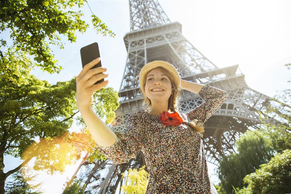 Could posting your selfies on social media make you more