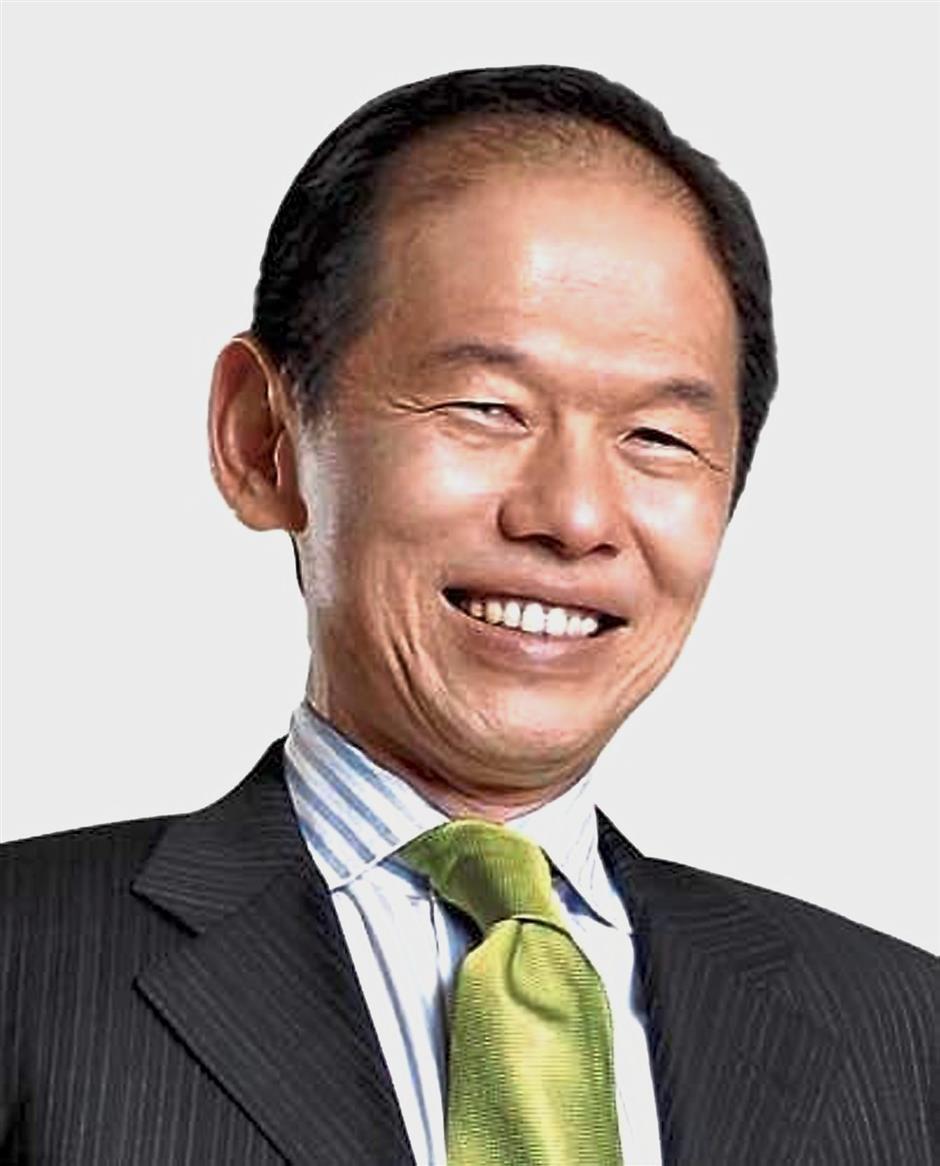 Datuk Jason Tai Hee, managing director, Pansar Bhd