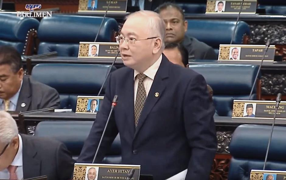 Outstanding achievement: Dr Wee has received many accolades from political observers, the public and fellow MPs on his performance as an opposition MP.